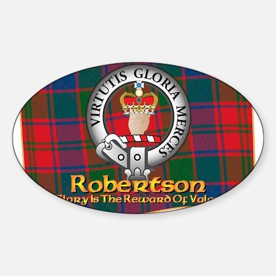 Robertson Clan Decal