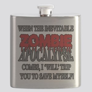 I Will Trip You Flask