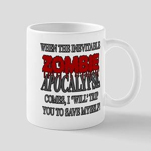 I Will Trip You Mugs