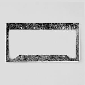 graveyard License Plate Holder