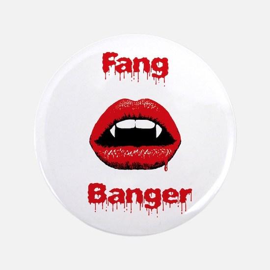 """Fang Banger 3.5"""" Button"""