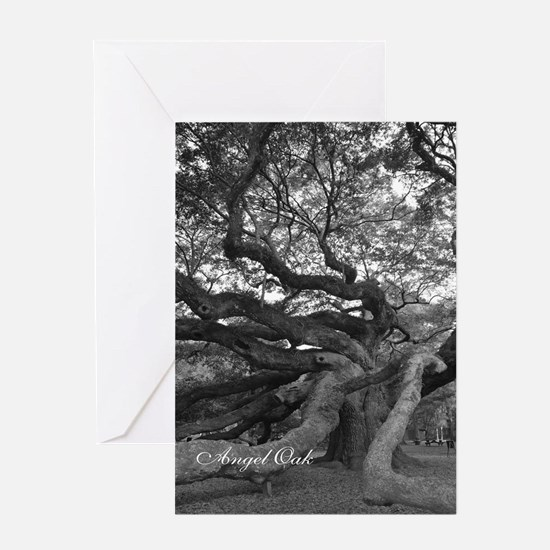 Angel Oak Stationary Greeting Cards