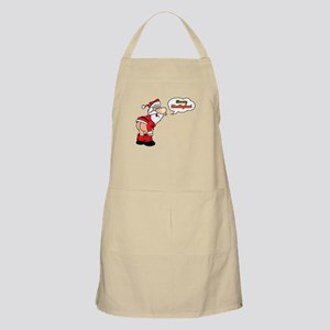 Merry KissMyAss Apron