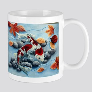 Koi Fish Mugs