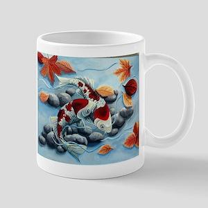 Koi Fish Mugs