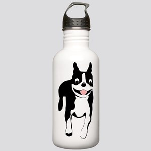Those Crazy Bostons Stainless Water Bottle 1.0L