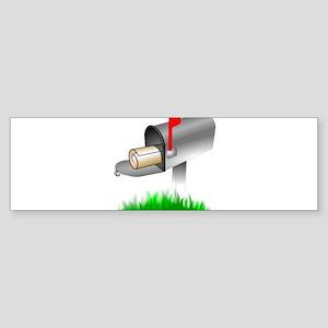 Mailbox Bumper Sticker