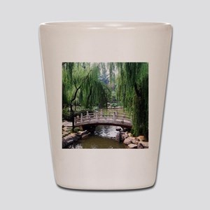 Asian garden, Shot Glass