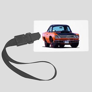 BabyAmericanMuscleCar_69_RoadR_Xmas_Orange Luggage