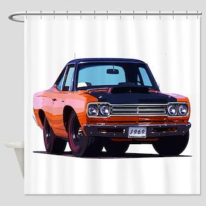 BabyAmericanMuscleCar_69_RoadR_Xmas_Orange Shower