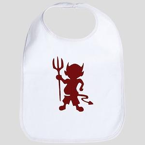Little Devil Baby Bib