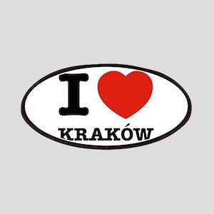 I love my krakow Patches