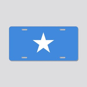 Flag of Somalia Aluminum License Plate