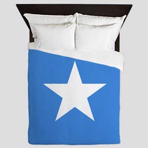 Flag of Somalia Queen Duvet