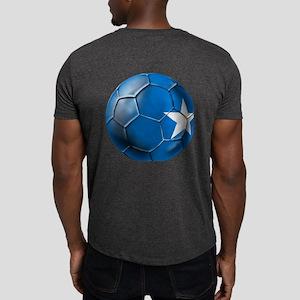 Somalia Football Dark T-Shirt