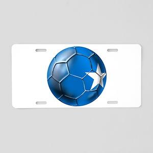 Somalia Football Aluminum License Plate