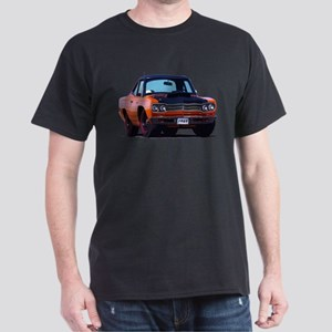 BabyAmericanMuscleCar_69_RoadR_Orange T-Shirt