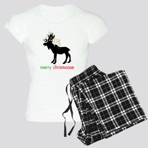 Merry Chrismoose Women's Light Pajamas