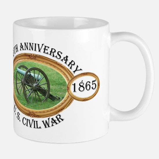 150th Anniversary - U.S. Civil War Mugs