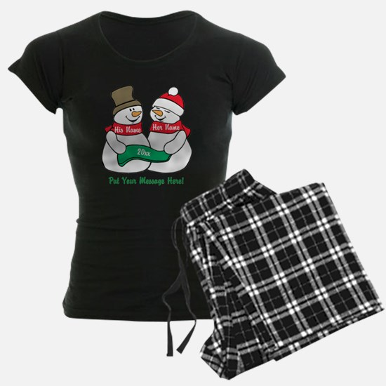 Personalize It Christmas Pajamas