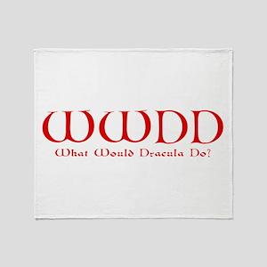 WWDD Throw Blanket