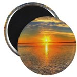 Beautiful Sunset Scenic View Photography Magnet
