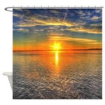 Beautiful Sunset Scenic View Photography Shower Cu