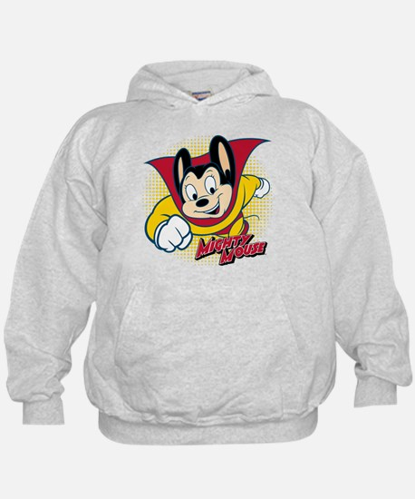 Mighty Mouse Halftone 2 Hoody