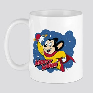 Mighty Mouse Space Mug