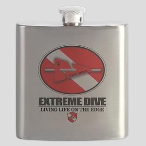 Extreme Dive (Line Marker) Flask
