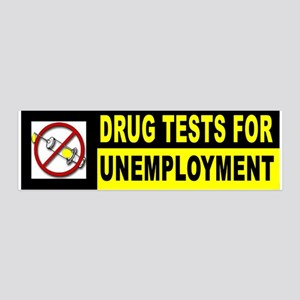 DRUG TESTS Wall Decal