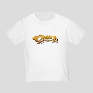 Cheers Slogan T-Shirt