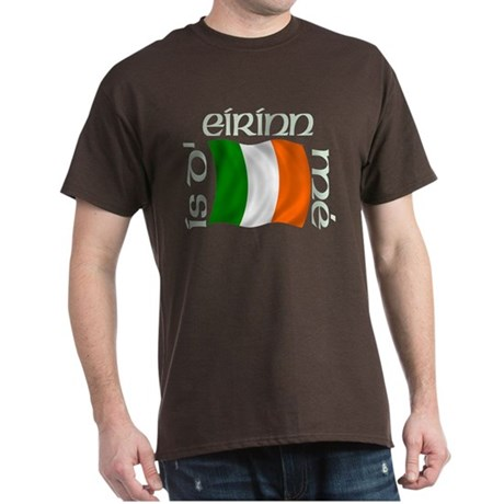 'I Am Of Ireland' Dark T-Shirt