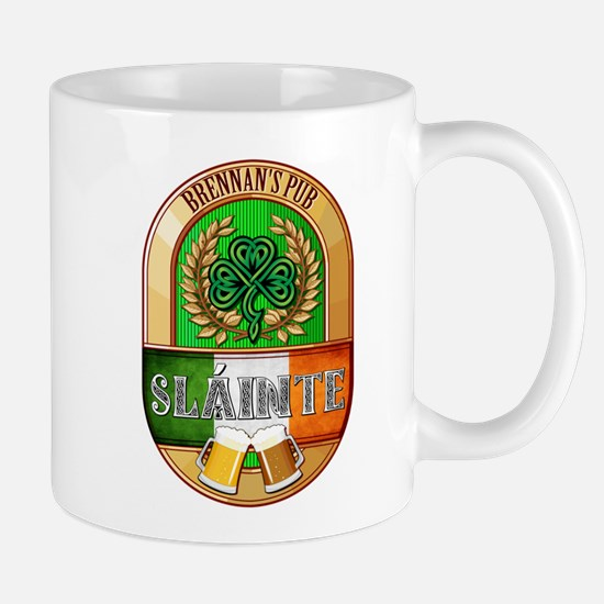 Brennan's Irish Pub Mug