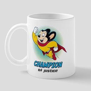 Champion of Justice Mug