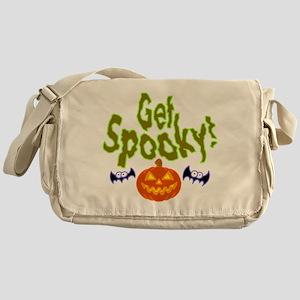 Halloween Get Spooky! Messenger Bag
