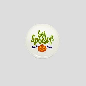 Halloween Get Spooky! Mini Button