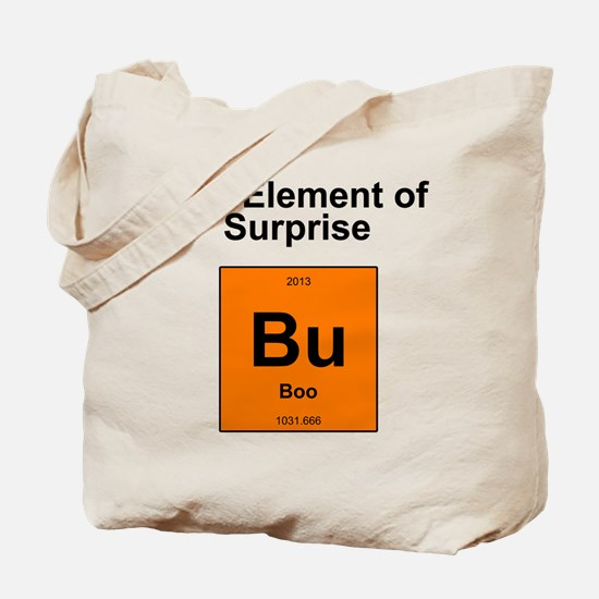 Boo Element Tote Bag