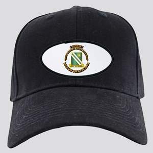 C Company - 701st MPB w Text Black Cap
