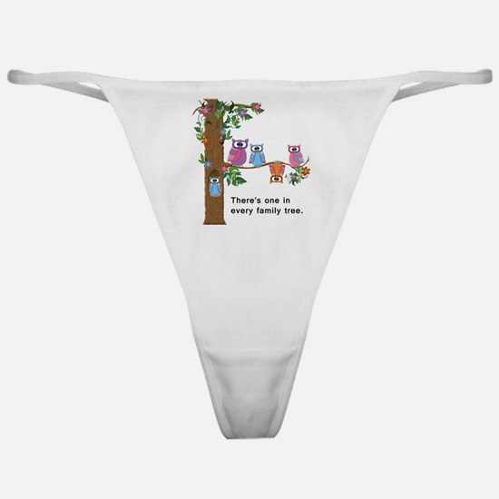 One in Every Family Classic Thong