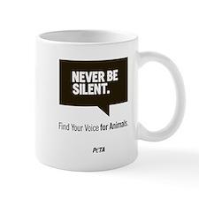 Never Be Silent Mugs