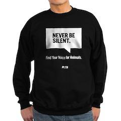 Never Be Silent Jumper Sweater Sweatshirt