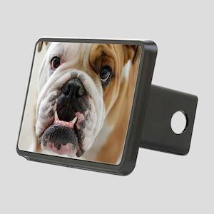 bulldog Rectangular Hitch Cover