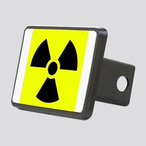 Radiation Warning Hitch Cover