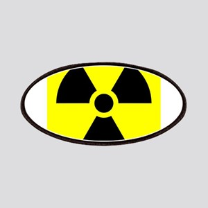 Radiation Warning Patches