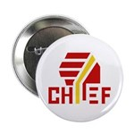 "Chief 2.25"" Button (10 pack)"