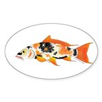 Koi carp Sticker
