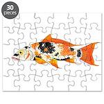Koi carp Puzzle