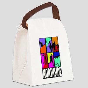 Northside Canvas Lunch Bag
