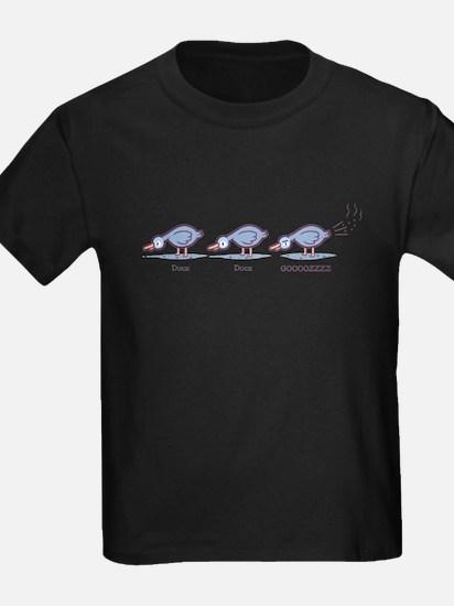 Duck Duck Gooz Kid's T-Shirt
